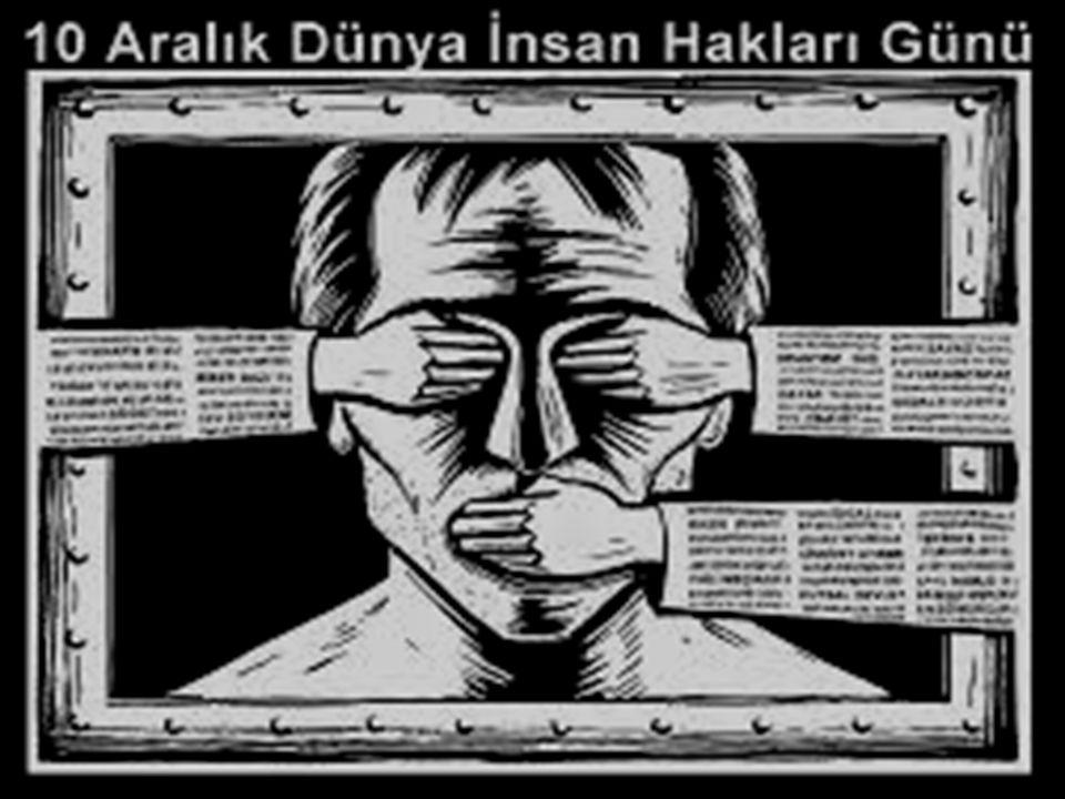  Hangi hakların insan hakları kapsamında koruma altına alındığı hususunda herhangi açıklık mevcut değildir.