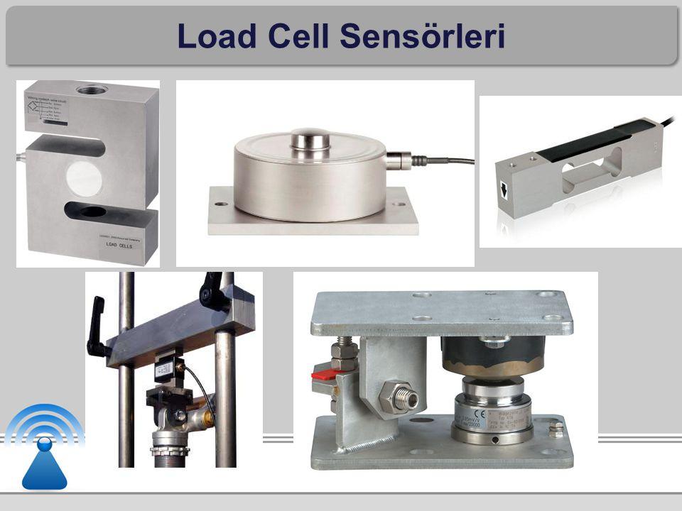 Load Cell Sensörleri