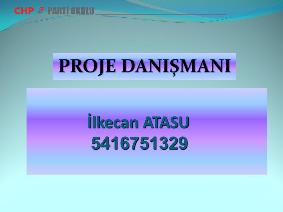 İlkecan ATASU 5416751329 İlkecan ATASU 5416751329