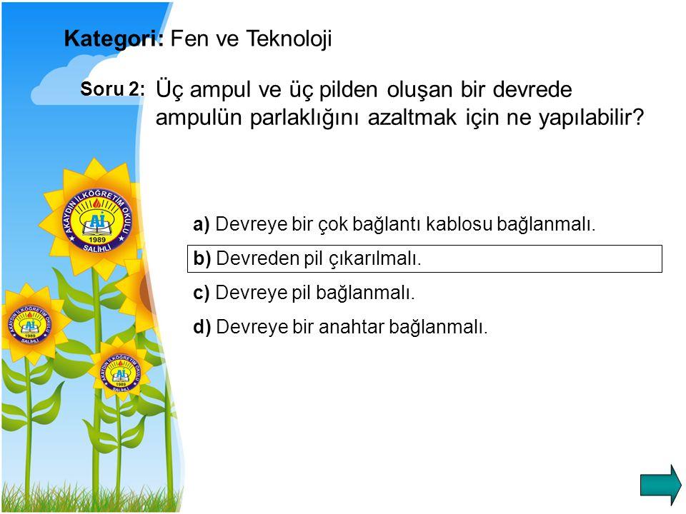 Kategori: Sosyal Bilgiler Soru 3: Atatürk döneminde yapılan aşağıdaki inkılaplardan hangisi ile Türk aile hayatı yeniden düzenlenmiştir.