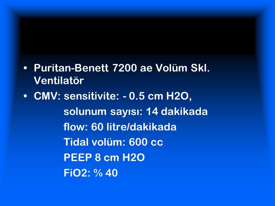 Puritan-Benett 7200 ae Volüm Skl.