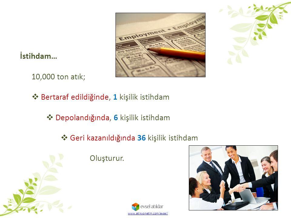 www.atikyonetim.com/evsel/ Güçlü ekonomi… Geri kazanım ile;  Atık yönetim bedelleri düşer,  Daha ucuza hammadde sağlanmış olur,  Enerji tasarrufu sağlanır,  İş sahaları ve istihdam ortamı yaratılır, 8