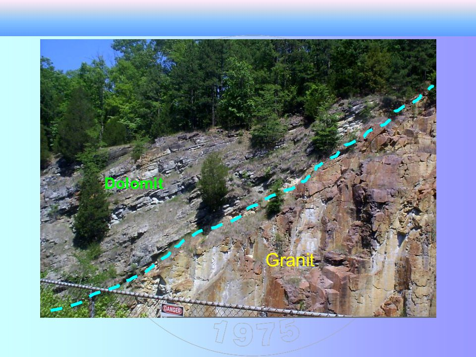 Granit Dolomit