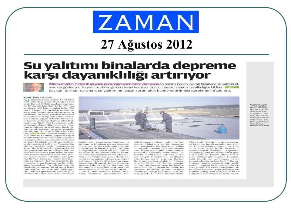 27 Ağustos 2012