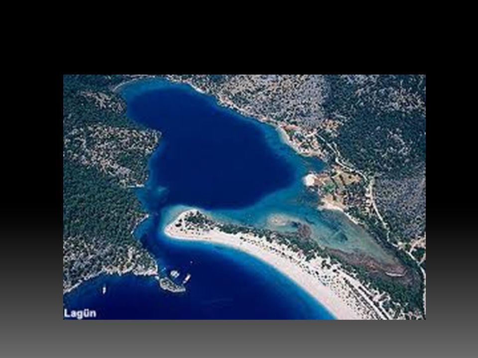  Kıyı yakınındaki bir adanın bir kordonla kıyıya bağlanması sonucu oluşan yarım adalara tombolo denir.