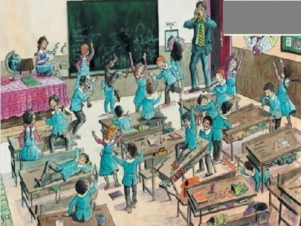 Sınıfta İstenmeyen Davranışlar