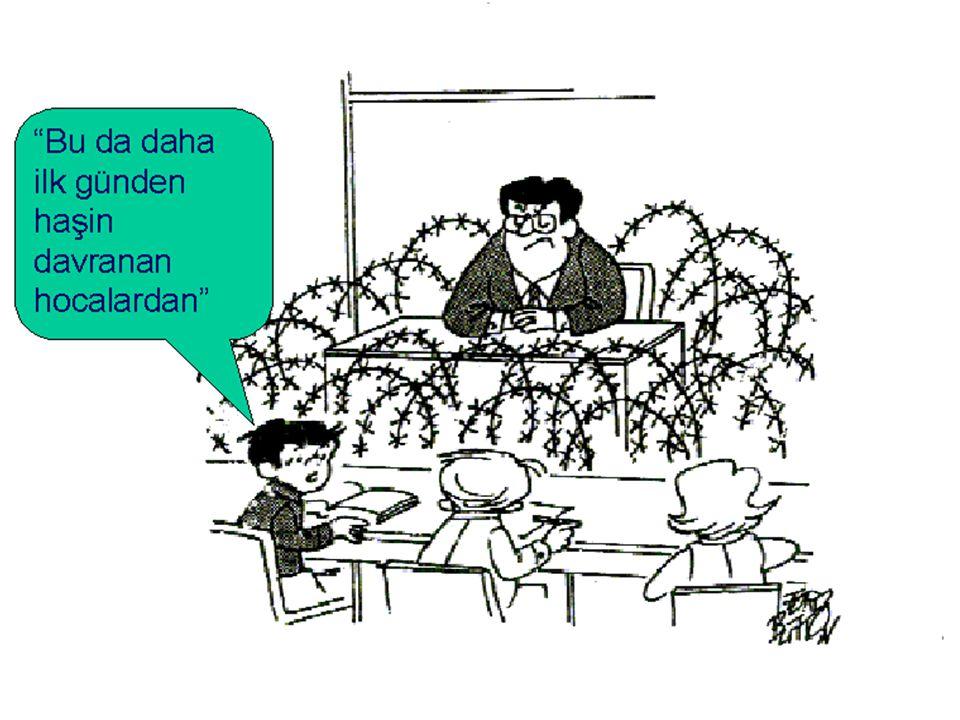 Sınıf yönetimi, eğitimin en ciddi ve önemli alanıdır.