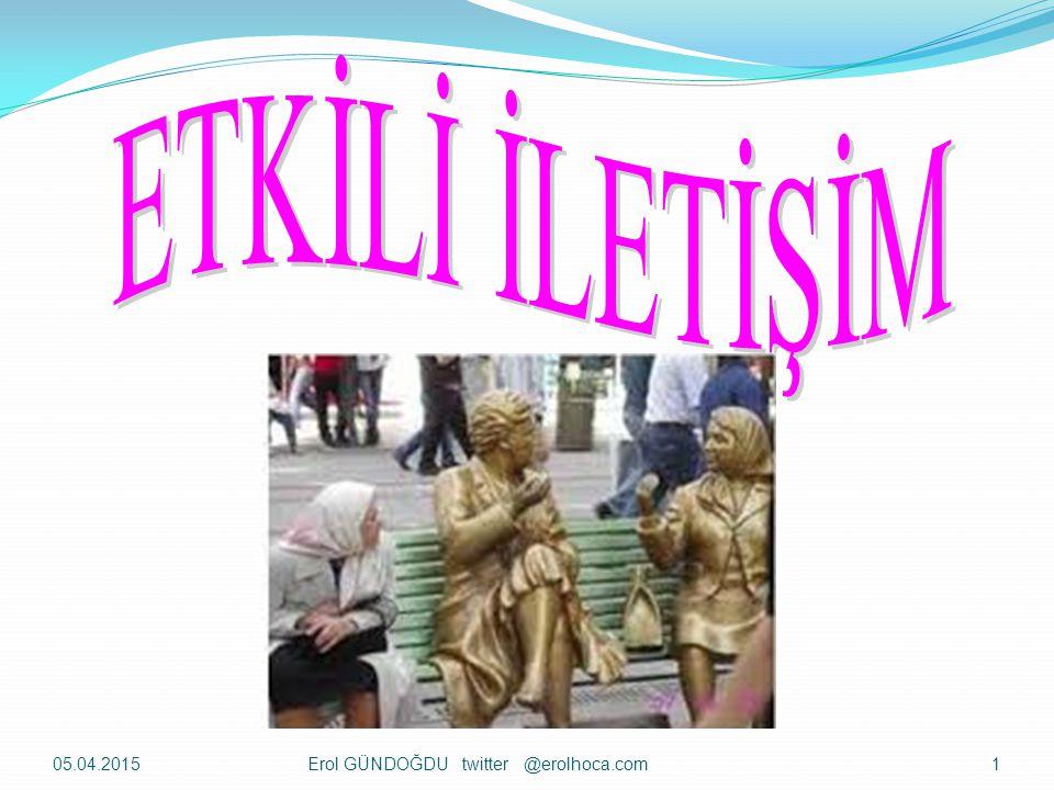 İLETİŞİM TÜRLERİ 2.