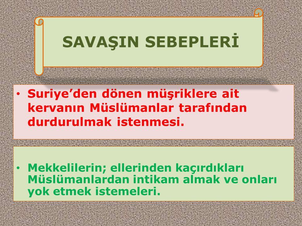 2.Hz Muhammed Bedir Gazvesi'ne çıkarken Medine'de yerine kimi bırakmıştır.