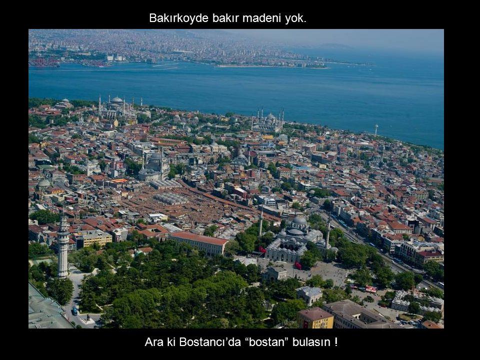 Sehirlerarası yolcu otobuslerinin yüzde 99.9 u Anadolu ya gider... Otogarı Avrupa da.