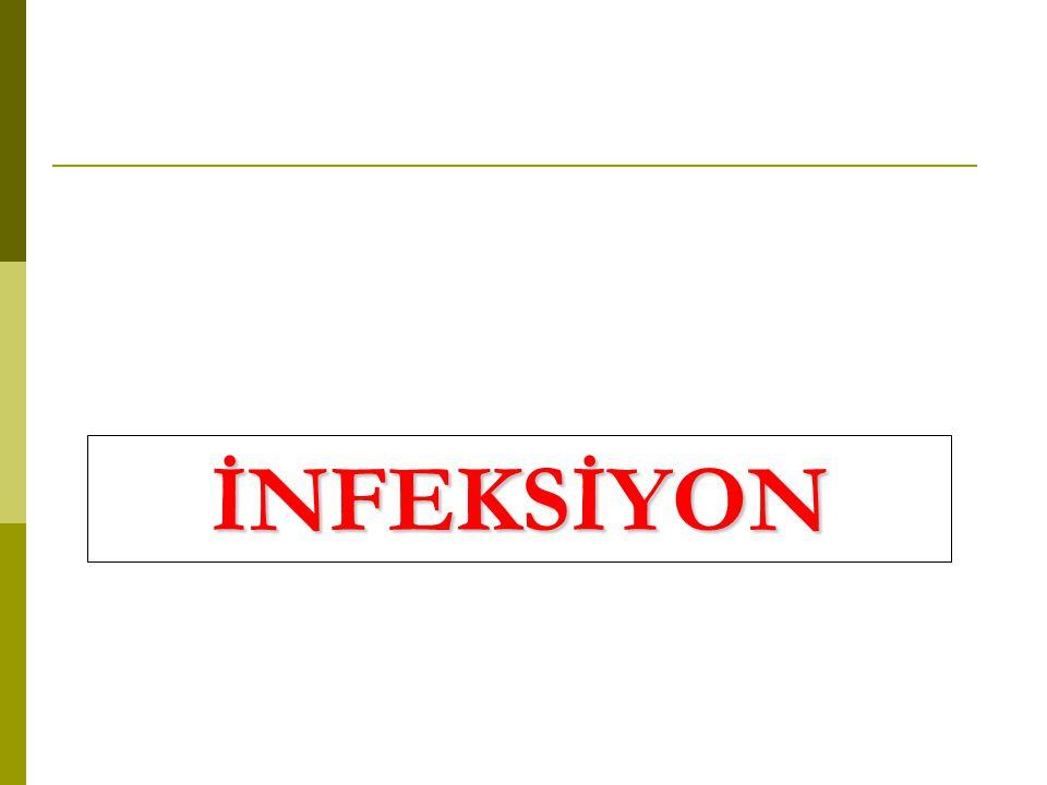 İNFEKSİYON