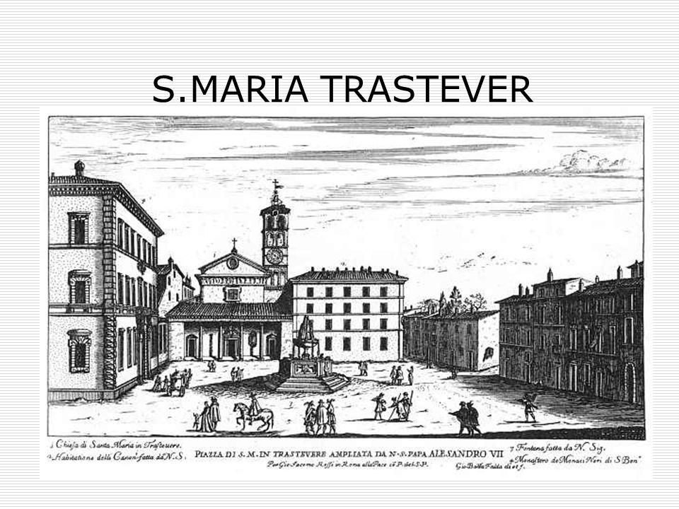 S.MARIA TRASTEVER