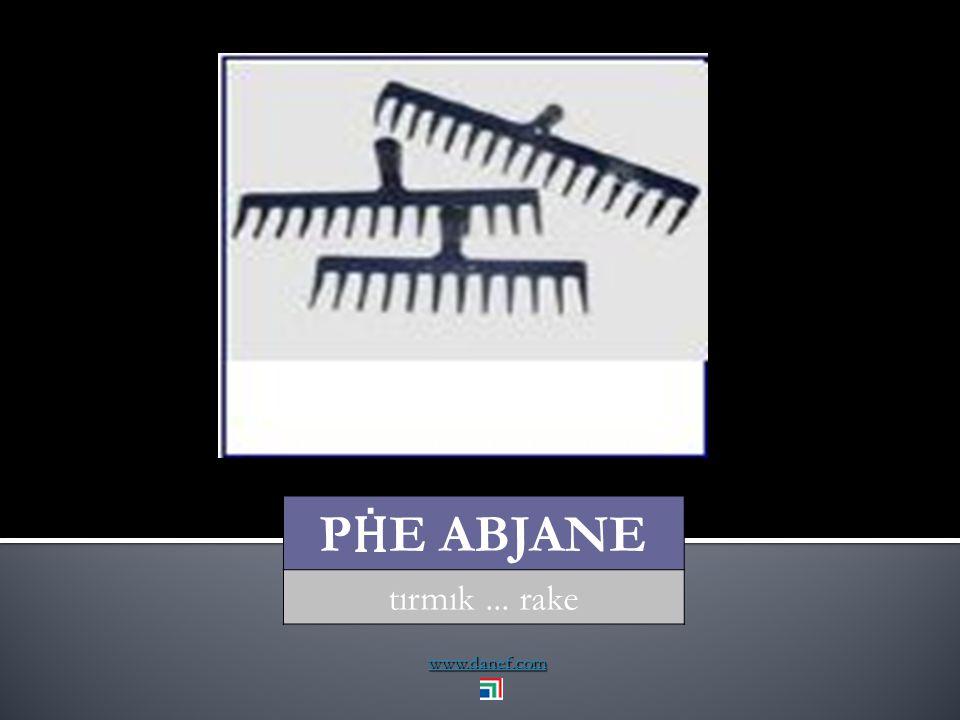 www.danef.com PŞE Ḣ U zincir... chain