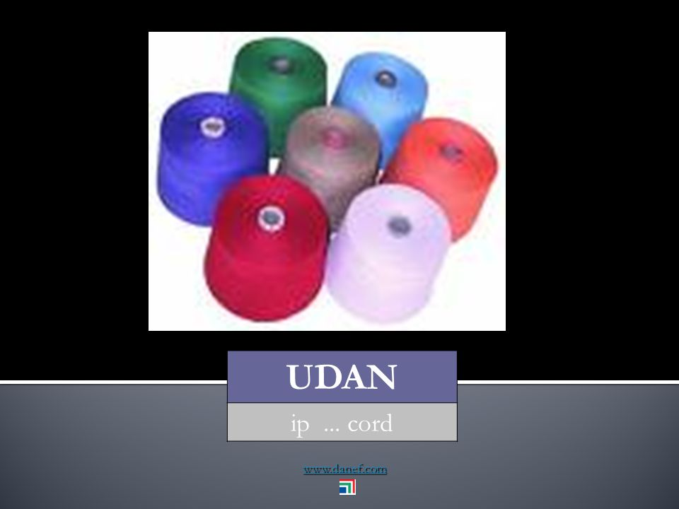www.danef.com ŚIDI yumak