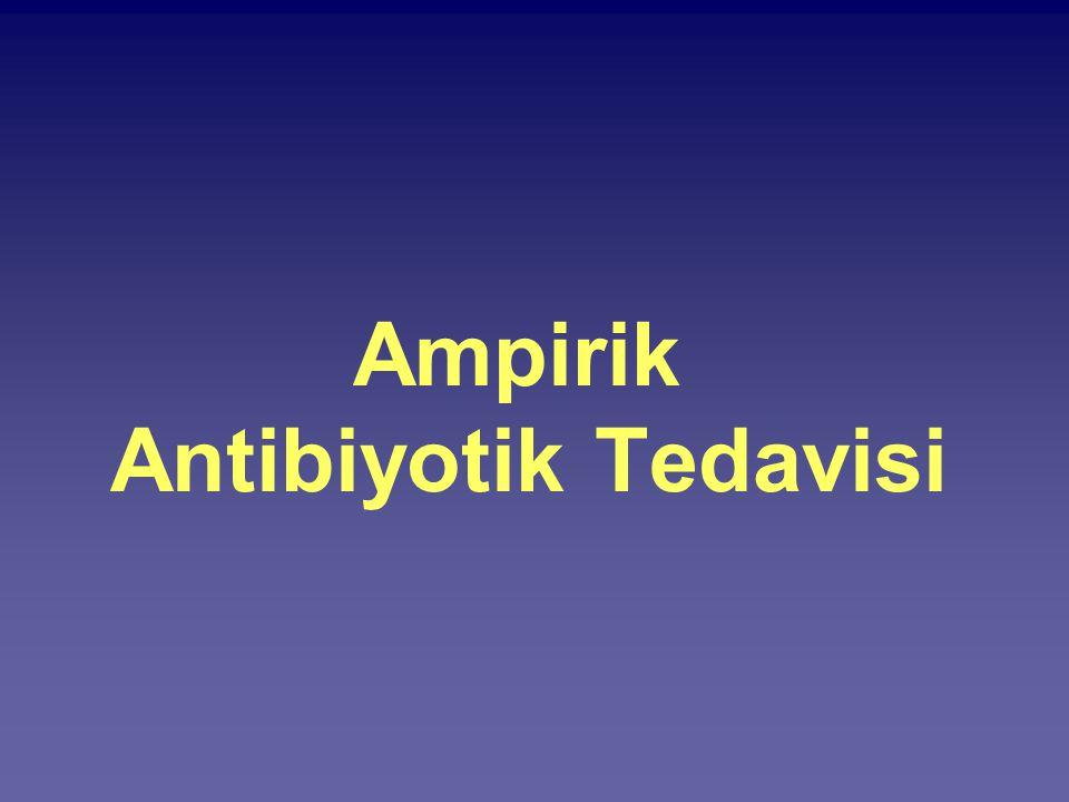Doğru Antibakteriyal Tedavi Doğru Antibakteriyal Tedavi Doğru antibiyotik Doğru antibiyotik Doğru doz Doğru doz + Doğru süre + Doğru süre ---------------------------------------------- ---------------------------------------------- Doğru antibakteriyal tedavi Doğru antibakteriyal tedavi