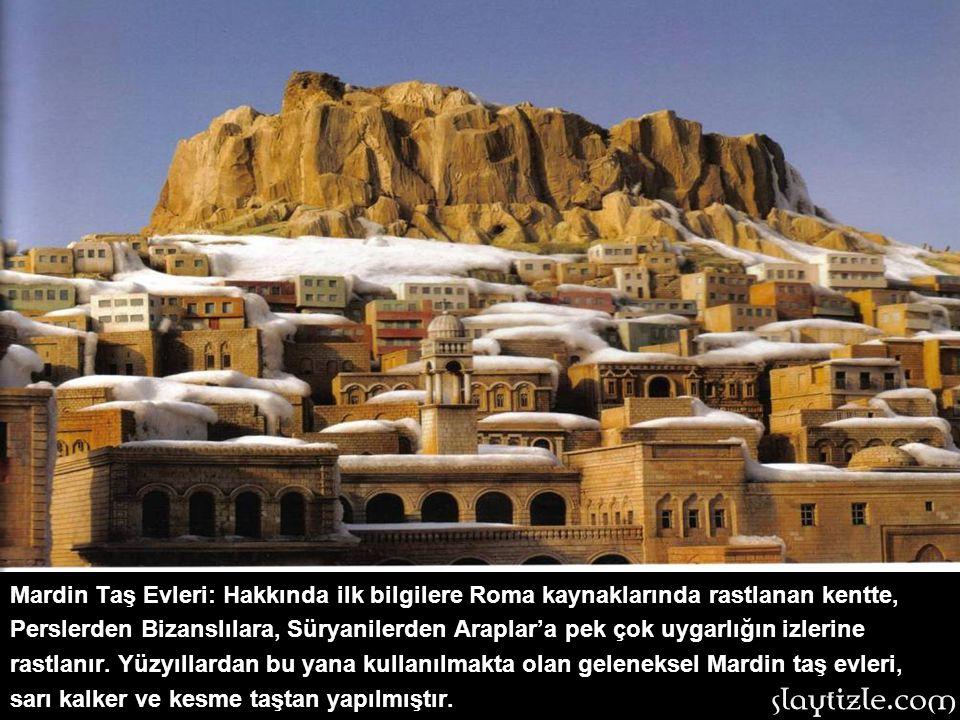 Nemrut Dağı Kalıntıları: Adıyaman Kahta'daki Nemrut Dağı'nda, 2206 metre yükseklikteki Kommagene Krallığı'na ait kalıntılardır. Dünyanın 8. harikası o
