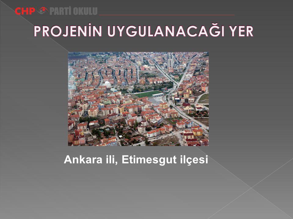 Ankara ili, Etimesgut ilçesi