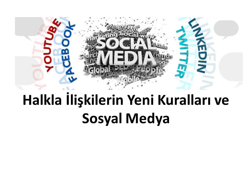 Geleneksel (Konvansiyonel) Medya Sosyal Medya İlişkisi Sosyal ağlar olarak adlandırabileceğimiz dijital evren haneleri, oluşturulan profiller üzerinden gerçekleşen iletişim, yeni arkadaşların edinildiği, mevcut arkadaşlıkların sürdürüldüğü, bilgi, beceri, beğeni gibi birçok paylaşımın gerçekleştiği, diğerlerinin bağlantılarını gözlemleme, fotoğraf, video yayınlama, mesaj alıp gönderme, dolayısıyla sanal bir yaşam düzeni ortaya koyma seçenekleriyle cazip kılınmıştır.