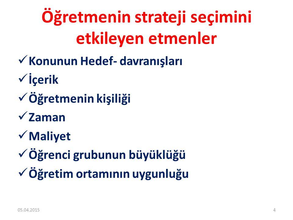 Kpss Eğitim Bilimleri Öğretim İlke ve Yöntemleri 15 2.