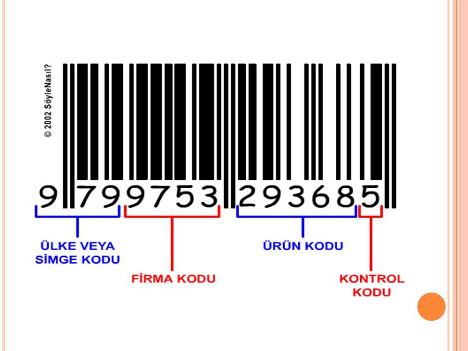 Birçok barkod tipinde bir sağlama karakteri bulunur. Bu, mesajdaki karakterler üzerinde yapılan bir aritmetik işlem sonucunda ortaya çıkan bir karakte