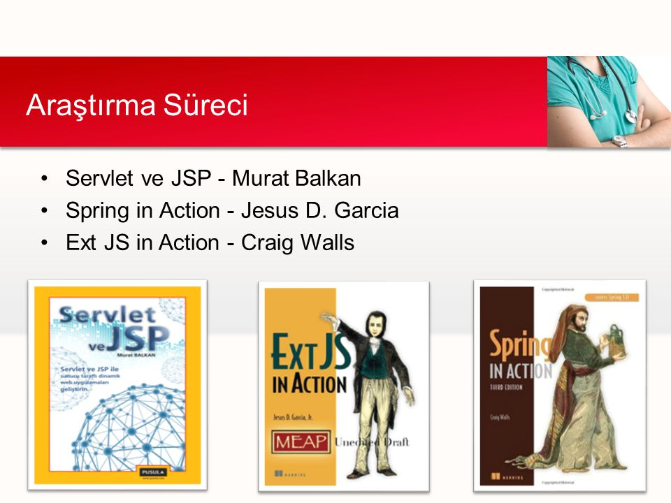 Servlet ve JSP - Murat Balkan Spring in Action - Jesus D.