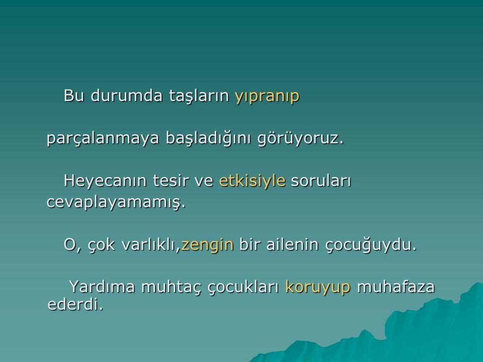Türkçe'de bazı özneler,olumlu,bazı Türkçe'de bazı özneler,olumlu,bazı özneler olumsuz anlamlar verdiği için bu cümlelerin yüklemleri,özneye göre şekillenir.