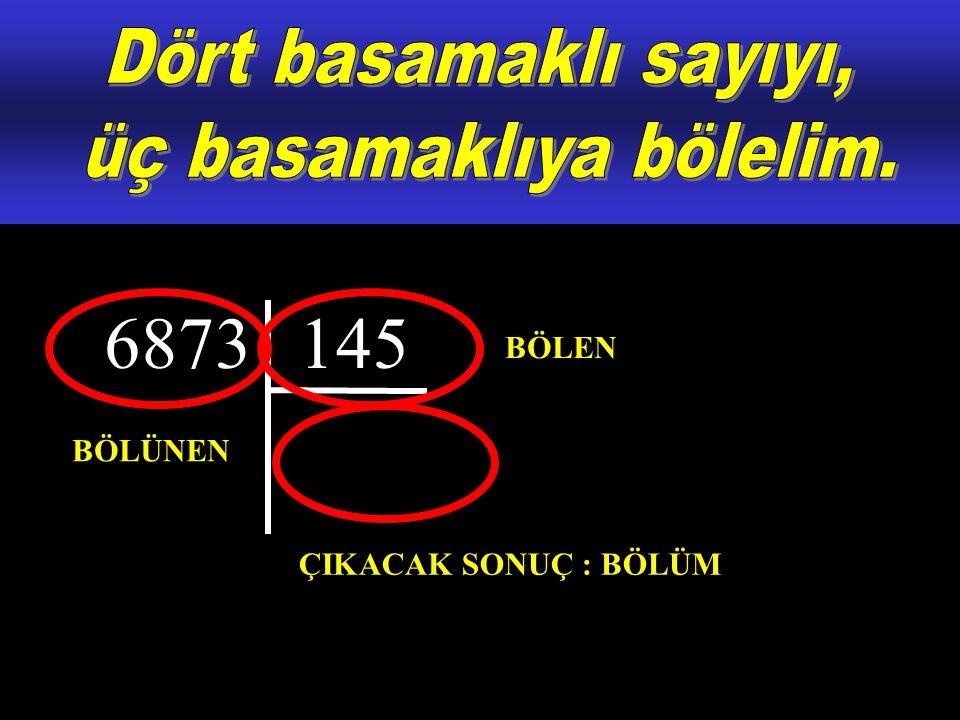 894355 3443 162 330 143 SONUÇ = BÖLÜM 110 033 KALAN