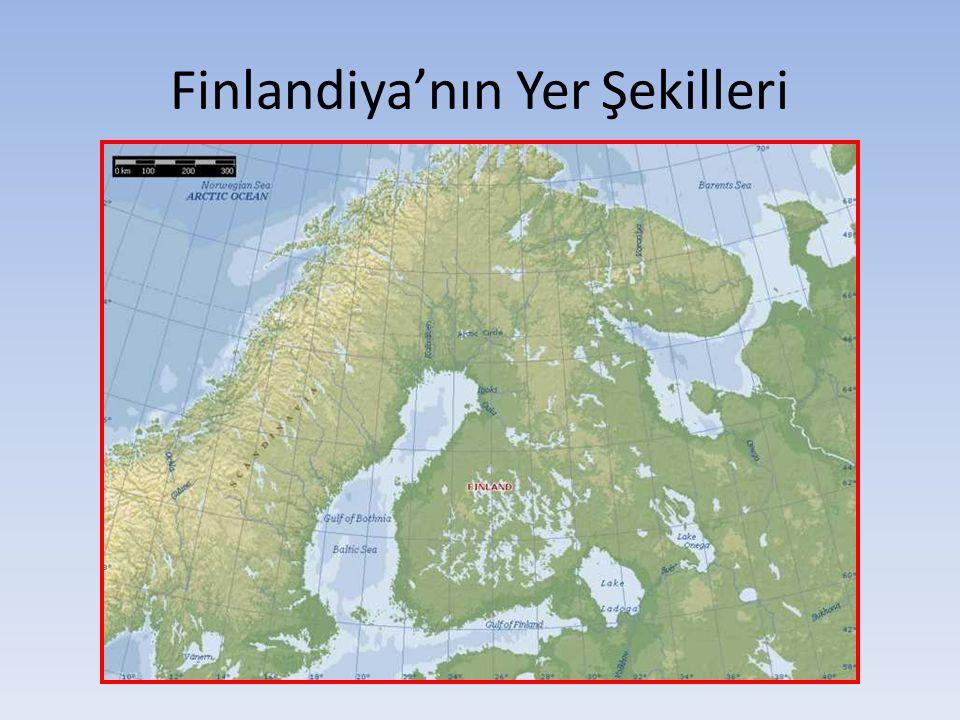 Finlandiya'nın İklimi Kuzey Kutbuna yakınlığına rağmen kısmen ılıman bir iklim görülür.