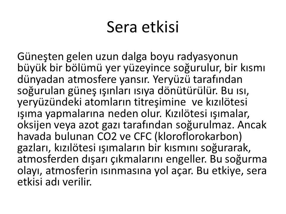 Uluslararası İklim Değişikliği Paneli`nin (IPCC) 3.