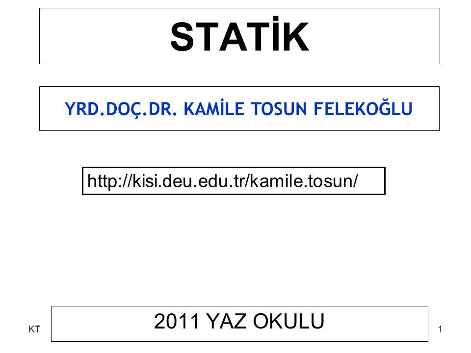 KT2 Mühendislik Mekaniği - Statik, R.C.Hibbeler, S.C.