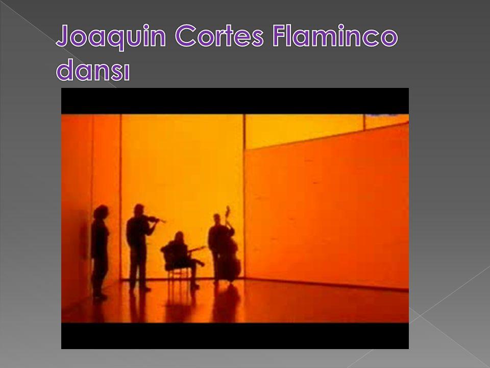  Joaquin Cortes Joaquin Cortes  Tan Sağtürk Tan Sağtürk