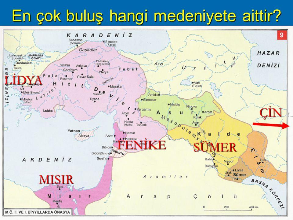 İlk Takvimi - MISIR Medeniyeti bulmuştur.