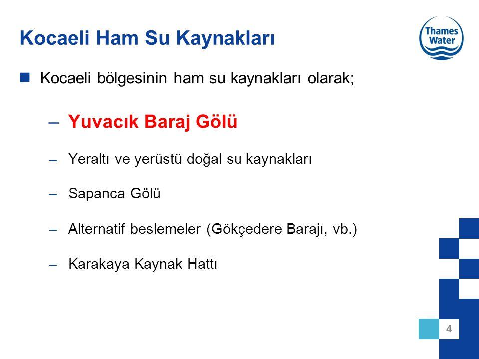 35 DEŞARJ KANALININ KAPASİTESİNİN ARTTIRILMASI Mansap deresine bırakılabilecek deşarj debisi üst limiti 100 m3/sn (1999).