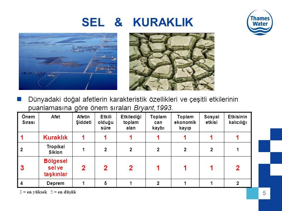 Sel Yönetiminin Dünya'da Uygulanma Yöntemleri 1.Bilgi Toplanması 2.