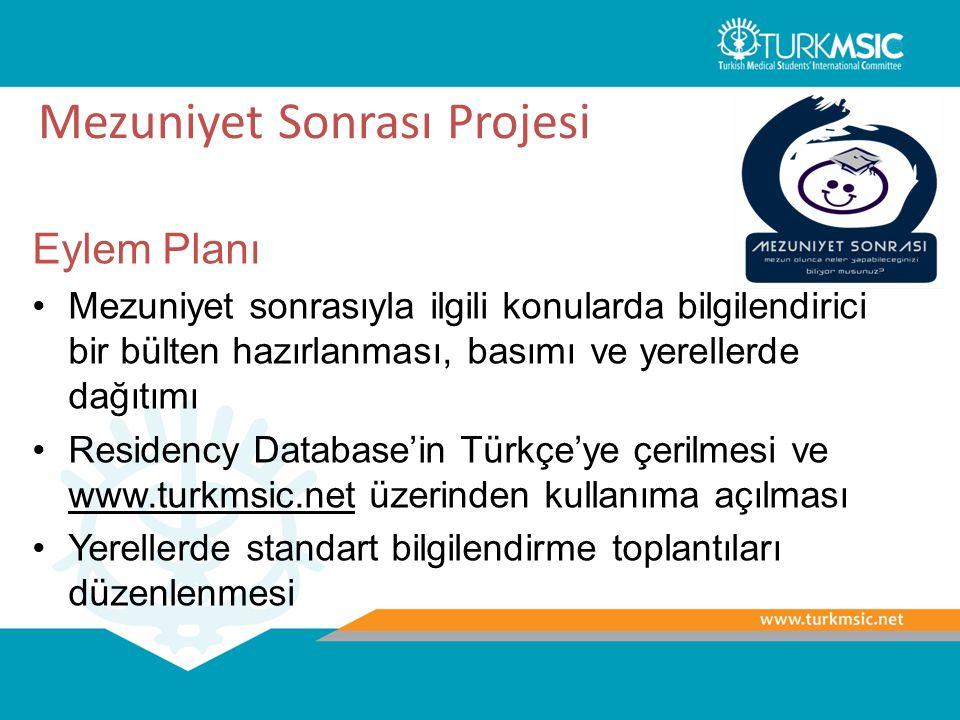 TurkMSIC Tıp Eğitimi Çalıştayları Yöntem Çalıştayın teması her sene güncel gelişmelere göre belirlenecek birkaç seçenek arasından oylamayla belirlenir Gönüllü bir organizasyon komitesi tarafından ulusal katılımlı çalıştay düzenlenir Çalıştaydaki herkesin katılımıyla bir bildiri hazırlanır Yerel gönüllüler tarafından bu bildirinin öğreciler ve otoriteler tarafından bilinirlği artırılmaya çalışılır