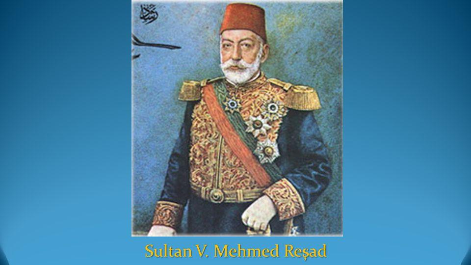 Sultan V. Mehmed Reşad