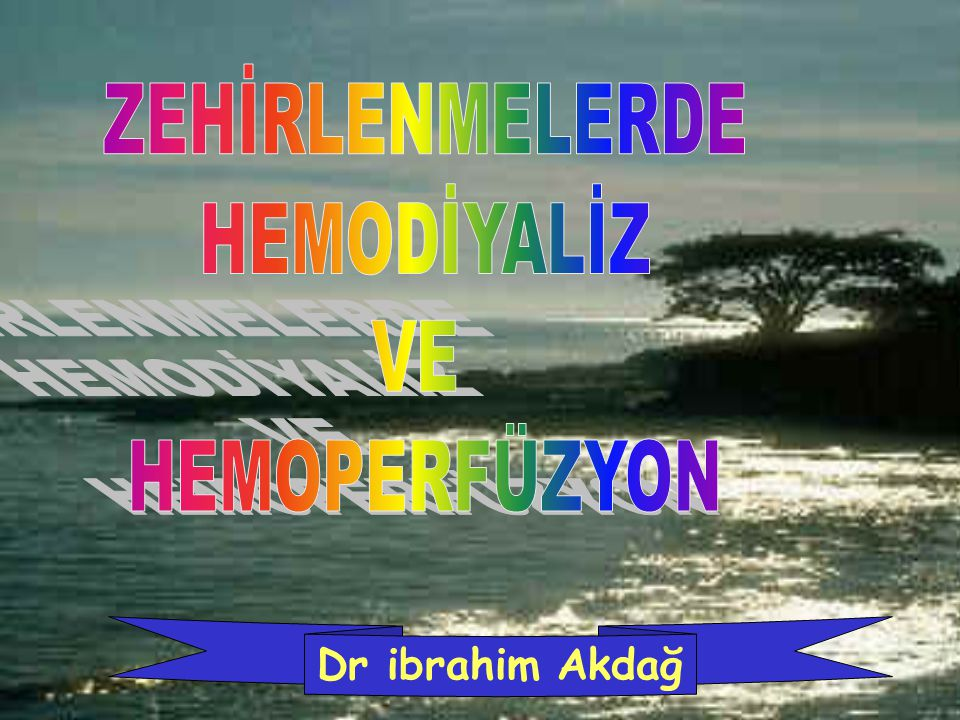 Dr ibrahim Akdağ