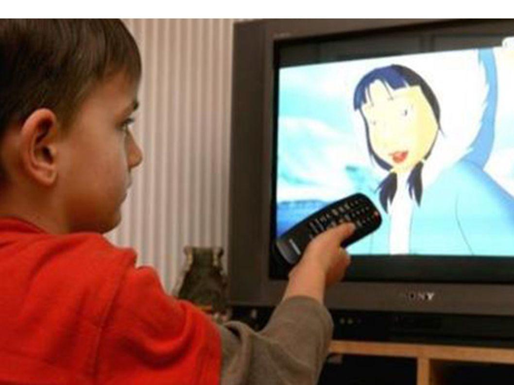 Televizyonun Çocuk ve Gençlerin Yaşamındaki Yeri Çocuklar ortalama 3-4 saat TV izlemektedir.