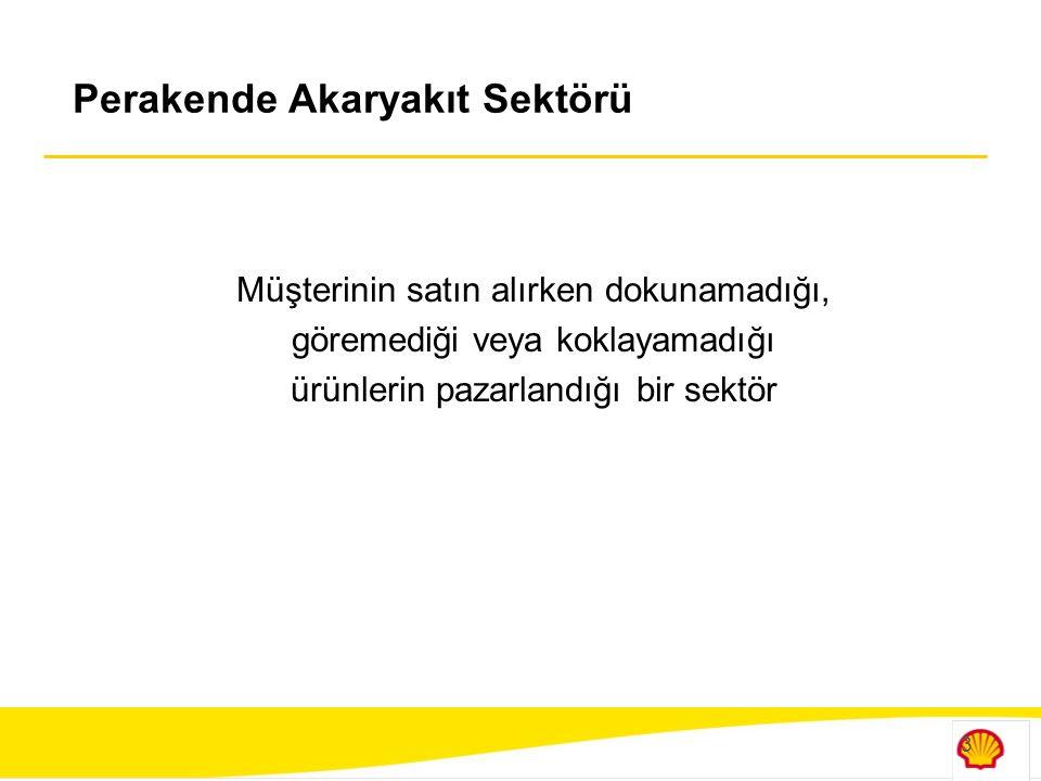 4 Türkiye'de Perakende Akaryakıt Sektörü  12.000 akaryakıt istasyonu  6 ana dağıtım şirketi, toplam 23 dağıtım şirketi  7,5 milyon araç  % 7 araç sahipliği oranı  Devlet tarafından belirlenen tavan fiyat  5 ürün: Kurşunsuz benzin, süper benzin, motorin, Lpg ve madeni yağlar  Sektördeki sadakat oranı: 1.6/5 (Müşterilerin son 5 akaryakıt alımlarının aynı markadan gerçekleştirme oranı)
