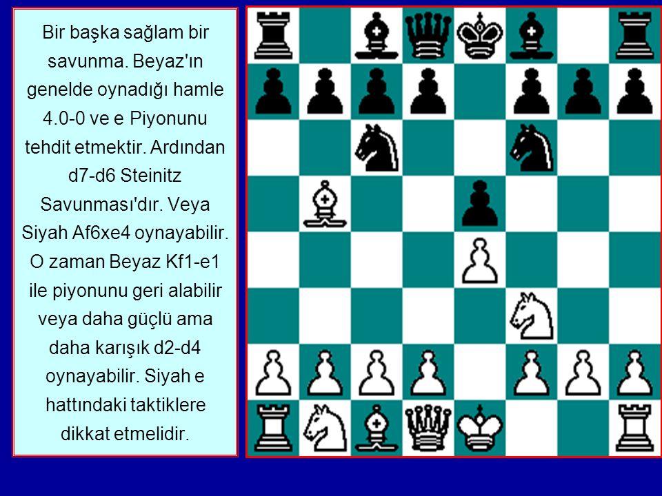 1. e2-e4 e7-e5 2. Ag1-f3 Ab8-c6 3. Ff1-b5 Ag8-f6