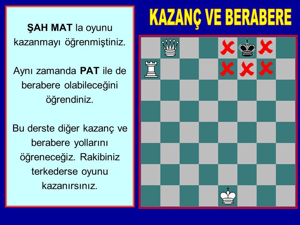 GEÇERKEN ALMA kuralını bilmek oyunun kaderini değiştirebilir. Bu durumda hamle sırası Beyaz'dadır. Basitçe Şahıyla Siyah Piyonu alarak oyunu rahatça k