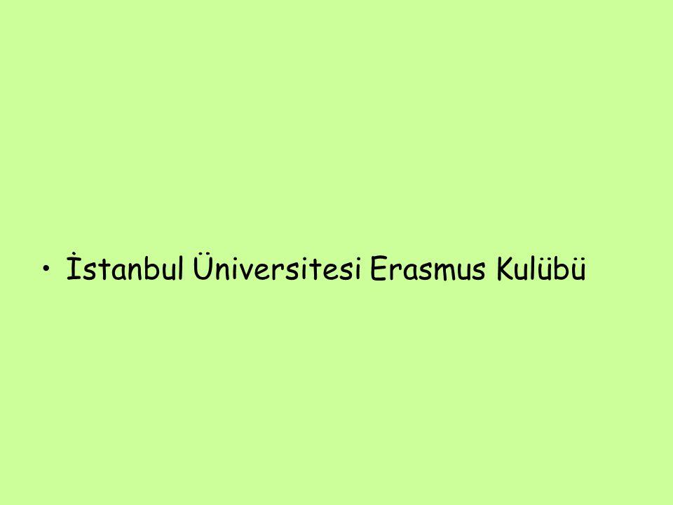 İstanbul Üniversitesi Erasmus Kulübü