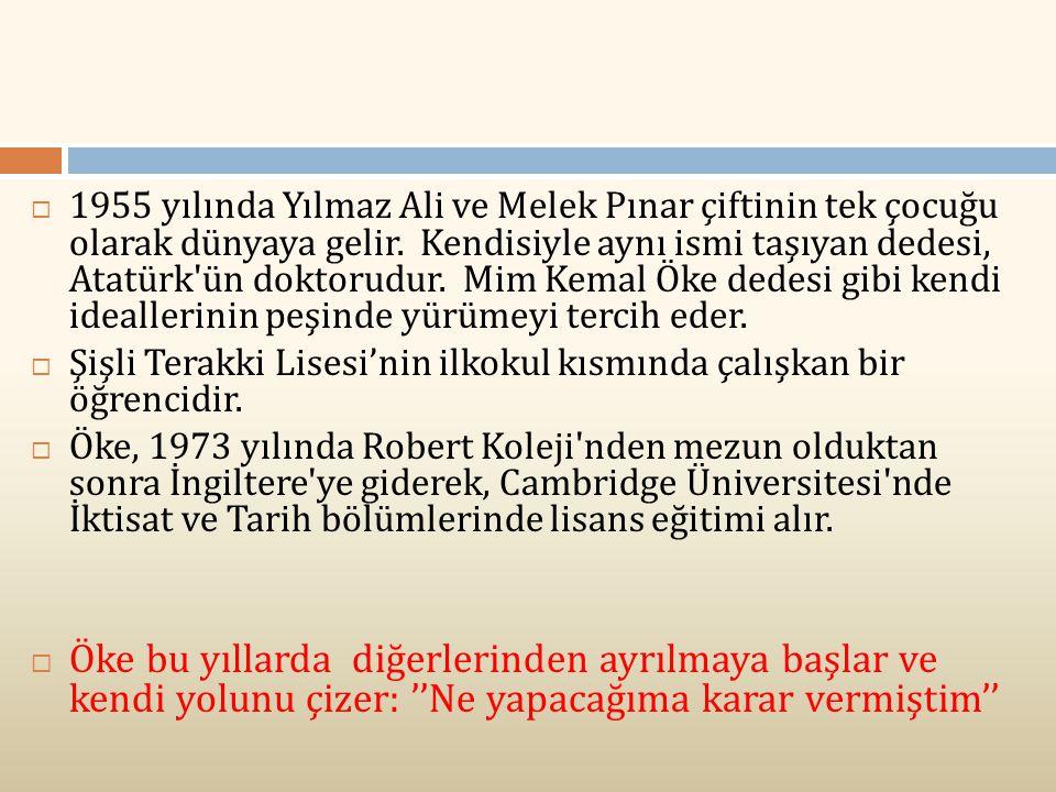  1955 yılında Yılmaz Ali ve Melek Pınar çiftinin tek çocuğu olarak dünyaya gelir.