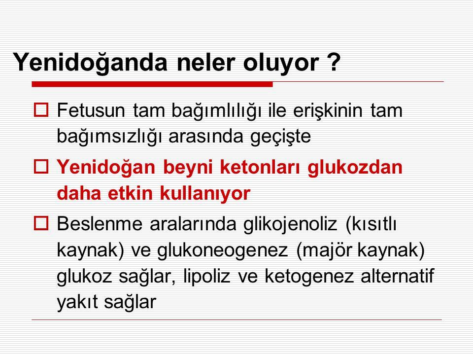 Yenidoğanda neler oluyor .