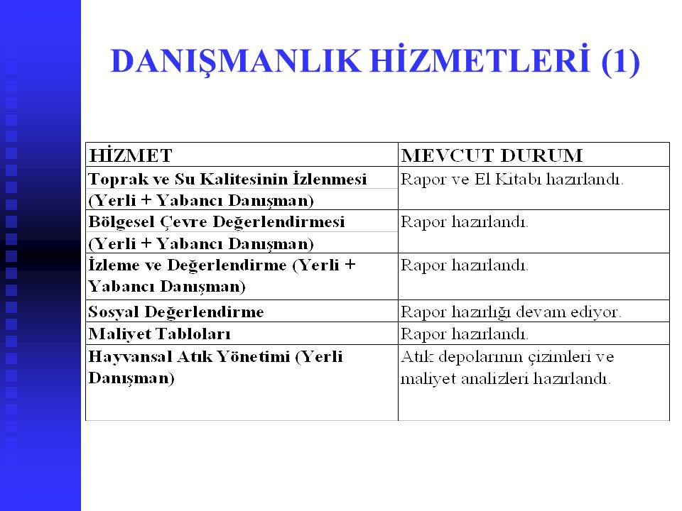 DANIŞMANLIK HİZMETLERİ (1)