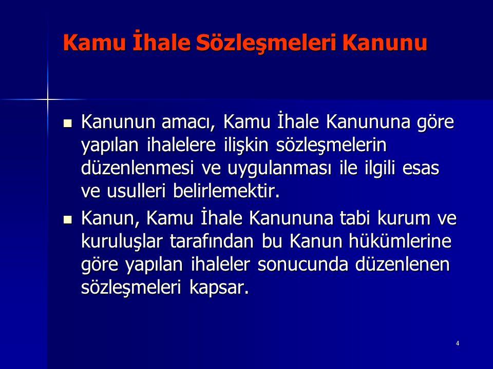 Anlaşmazlıkların çözümü Sözleşmenin yürütülmesi sırasında taraflar arasında doğabilecek anlaşmazlıkların esas olarak Türk Mahkemelerince çözümlenmesi öngörülecektir.
