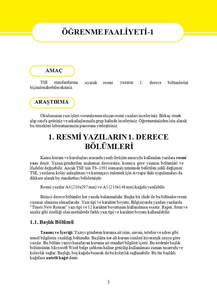 13 Temmuz 2007 (3-15 satır aralığı) ADLİ SİCİL VE İSTATİSTİK GENEL MÜDÜRLÜĞÜNE ANKARA (İki satır aralığı) İş başvurusu için verilmek üzere, sabıka kaydımın olup olmadığının tarafıma bildirilmesini saygılarımla arz ederim.