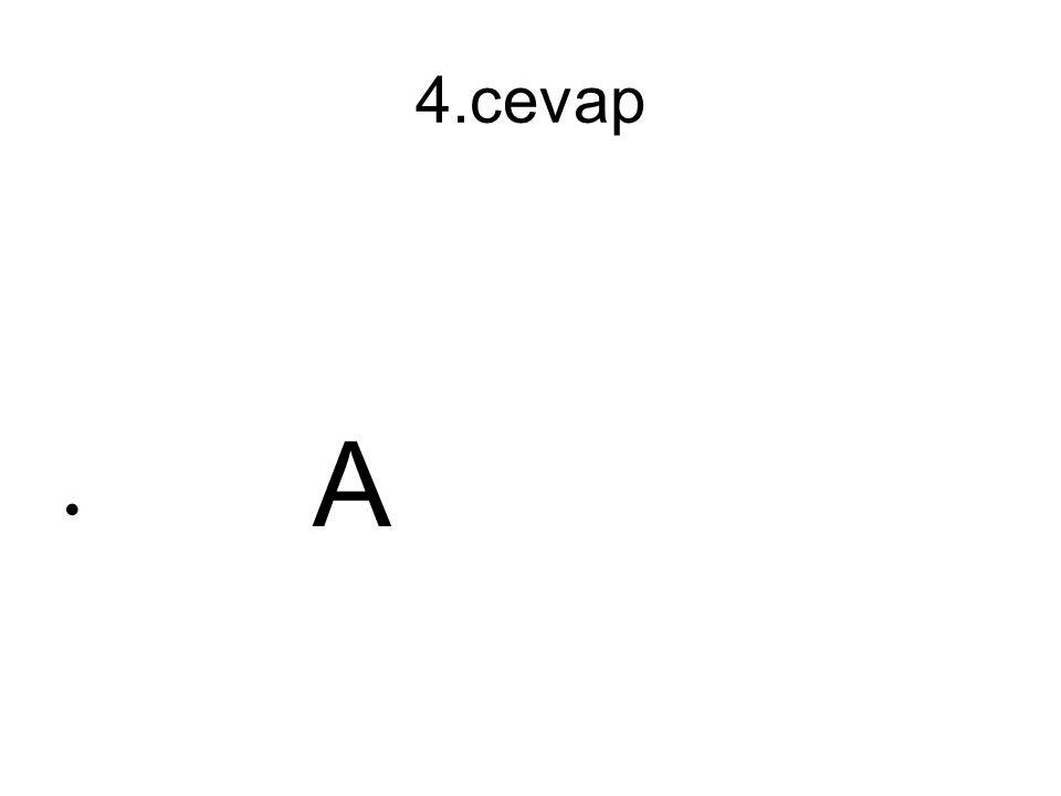 1.SORU Aşağıdakilerin hangisinde yazım yanlışı vardır.