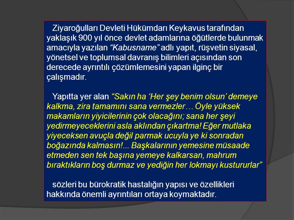 """Ziyaroğulları Devleti Hükümdarı Keykavus tarafından yaklaşık 900 yıl önce devlet adamlarına öğütlerde bulunmak amacıyla yazılan """"Kabusname"""" adlı yapıt"""
