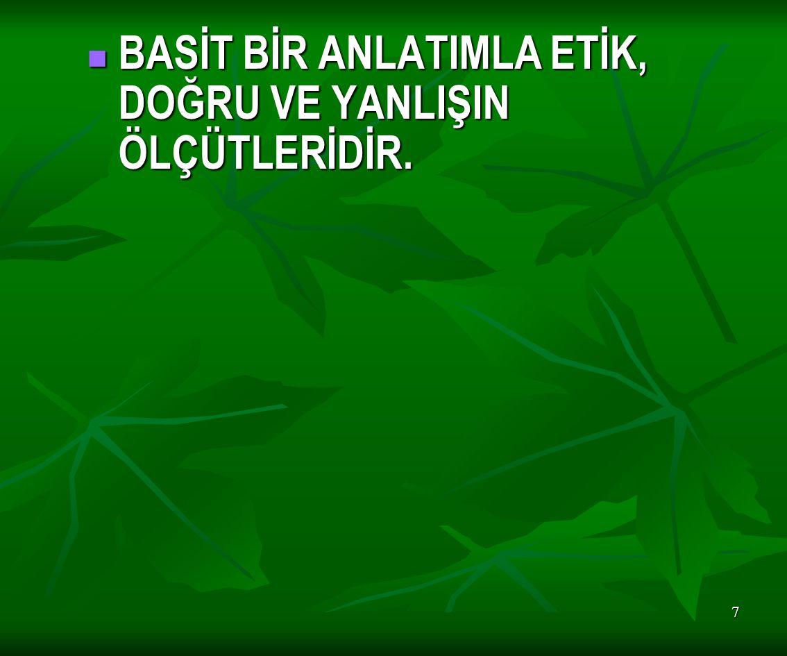 Türkiye Cumhuriyeti Kanunlarını Tarafsız Ve Eşitlik İlkelerine Bağlı Kalarak Uygulayacağıma; Türk Milletinin Millî, Ahlâkî, İnsanî, Manevî Ve Kültürel Değerlerini Benimseyip, Koruyup, Bunları Geliştirmek İçin Çalışacağıma;